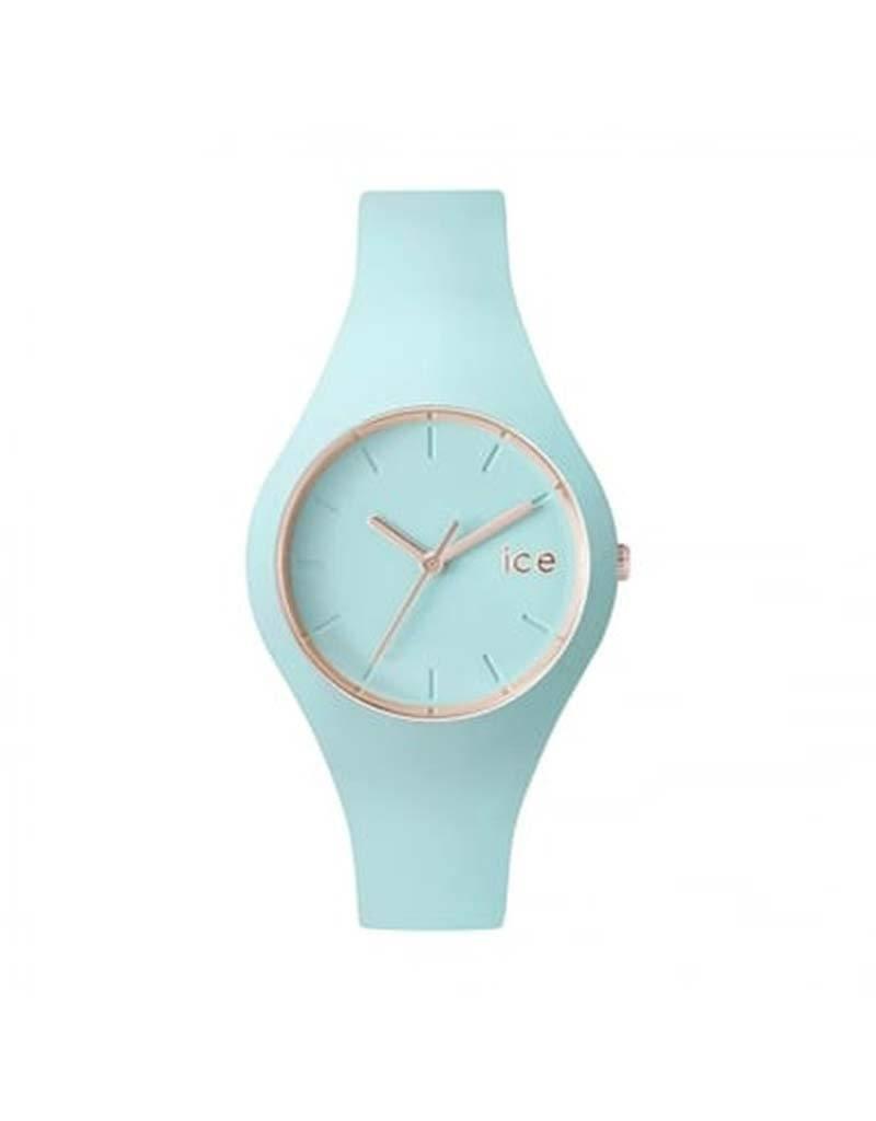 Ice Watch Ice - Watch IW001064 Ice Glam Pastel Aqua Small horloge