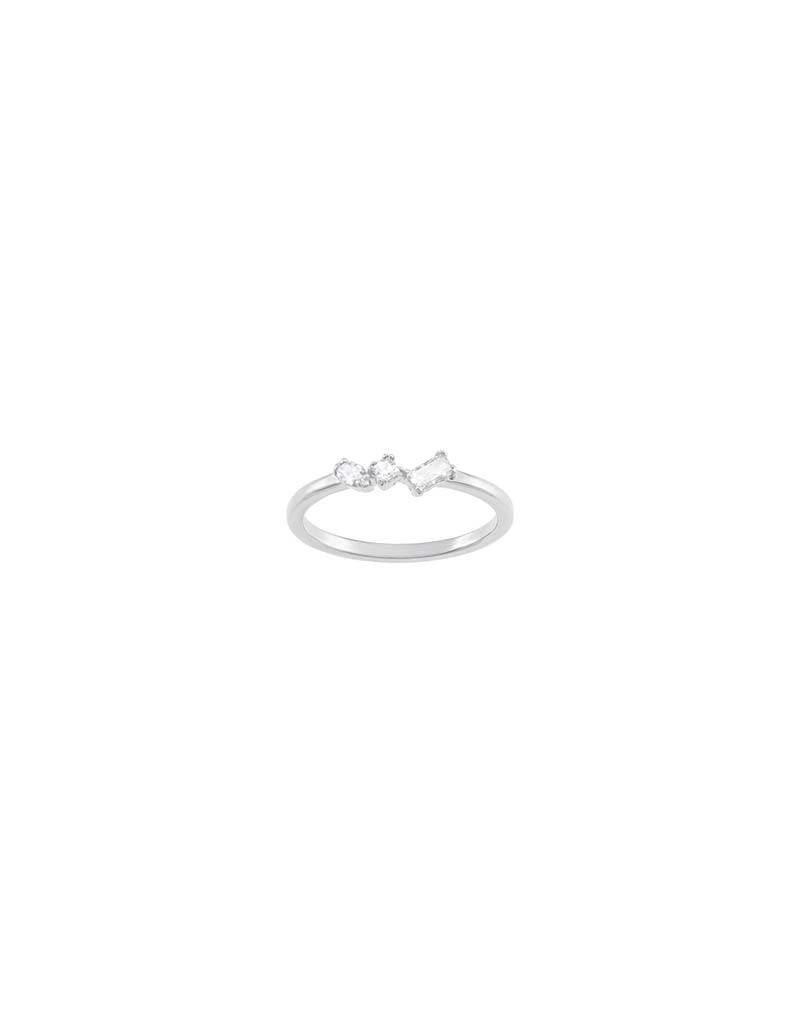 Swarovski Ring Frisson White - 5351767 - Maat 55