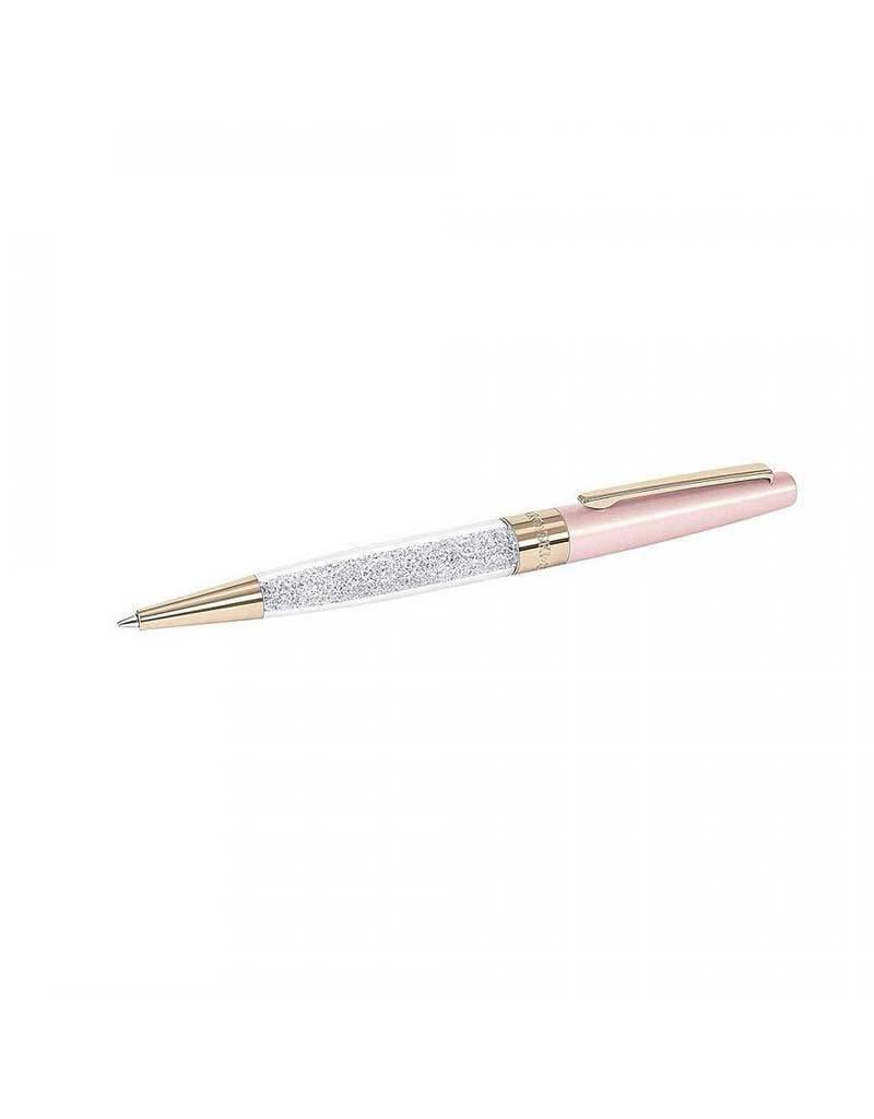 Swarovski Swarovski - 5354897 Crystalline Stardust Ballpoint Pen - Pink Ros