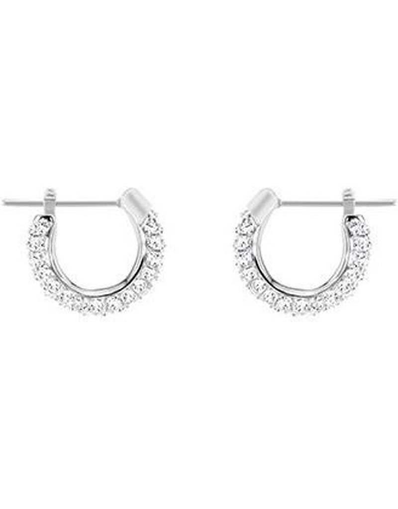 Swarovski Swarovski - Stone pierced earrings small 5446004