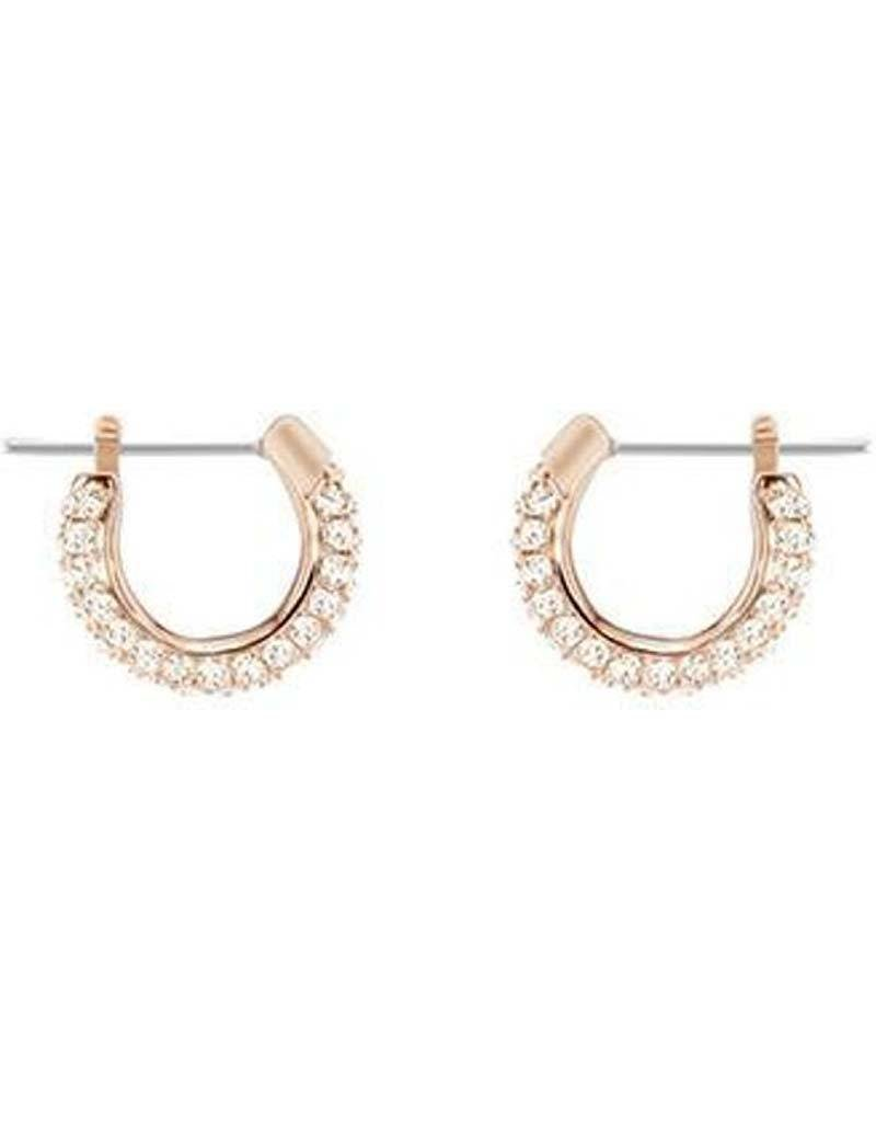 Swarovski Swarovski - Stone pierced earrings small 5446008