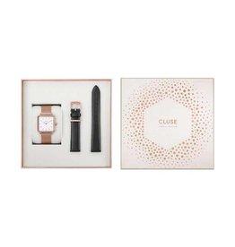 Cluse CLUSE La Garconne Special Edition Gift Box horloge en horlogeband CLG014