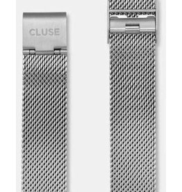 Cluse CLS345 16mm  horlogeband  Mesh Staal