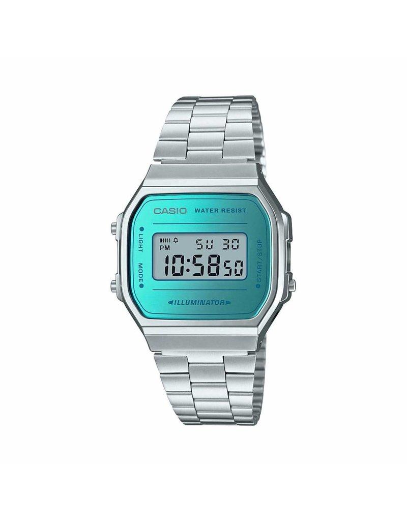 Casio Casio - Retro Mirror Face horloge A168WEM-2EF