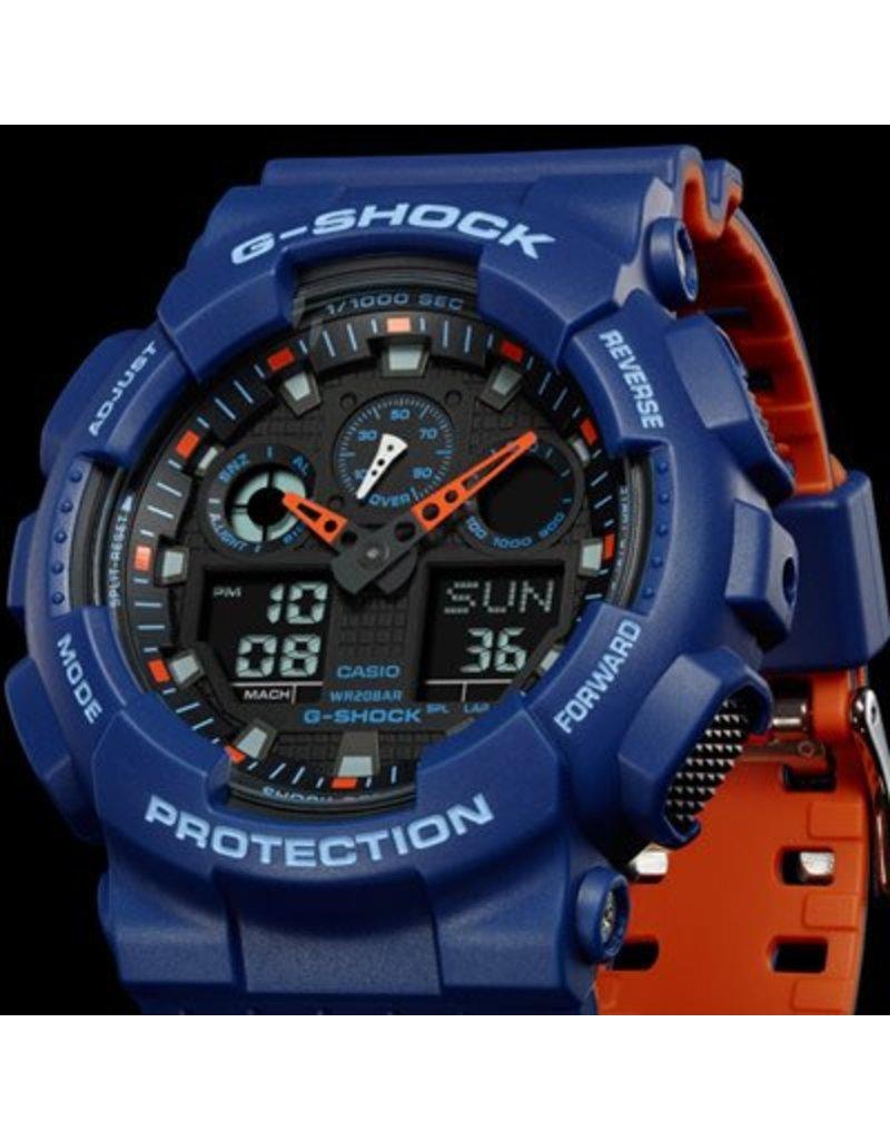 Casio Casio G-Shock - GA-100L-2AER - Horloge