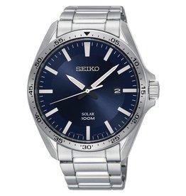 Seiko Seiko horloge heren Solar chrono SNE483P1