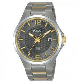 Pulsar Pulsar horloge heren Titanium PS9615X1