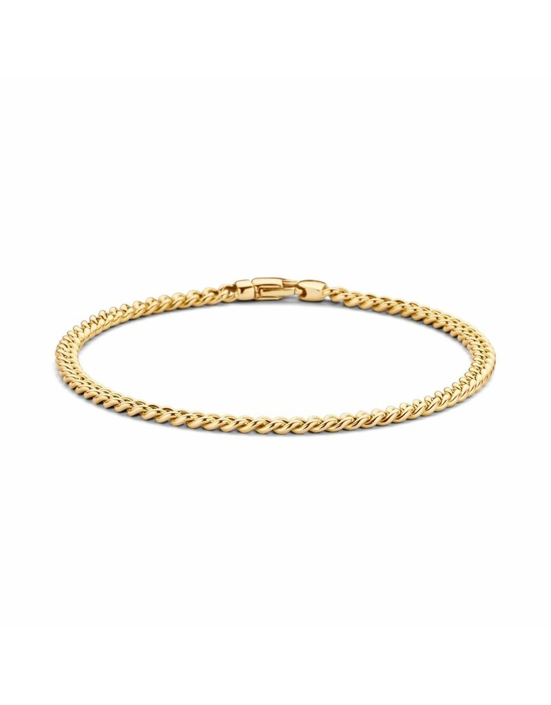 Blush 2165YGO Armband 14 krt geelgoud