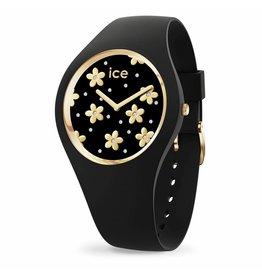 Ice Watch Ice Watch IW016668 Ice flower Medium zwart