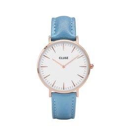 Cluse Cluse CL18033 horloge La Bóheme Rose Gold