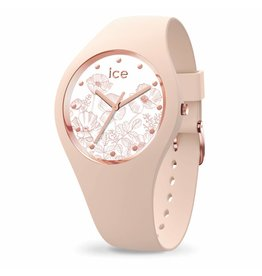 Ice Watch Ice Watch IW016663 horloge Ice flower small Spring nude