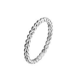 Huiscollectie - Zilver Kasius 13.27577 ring mt 17.25 zilver gerhodineerd