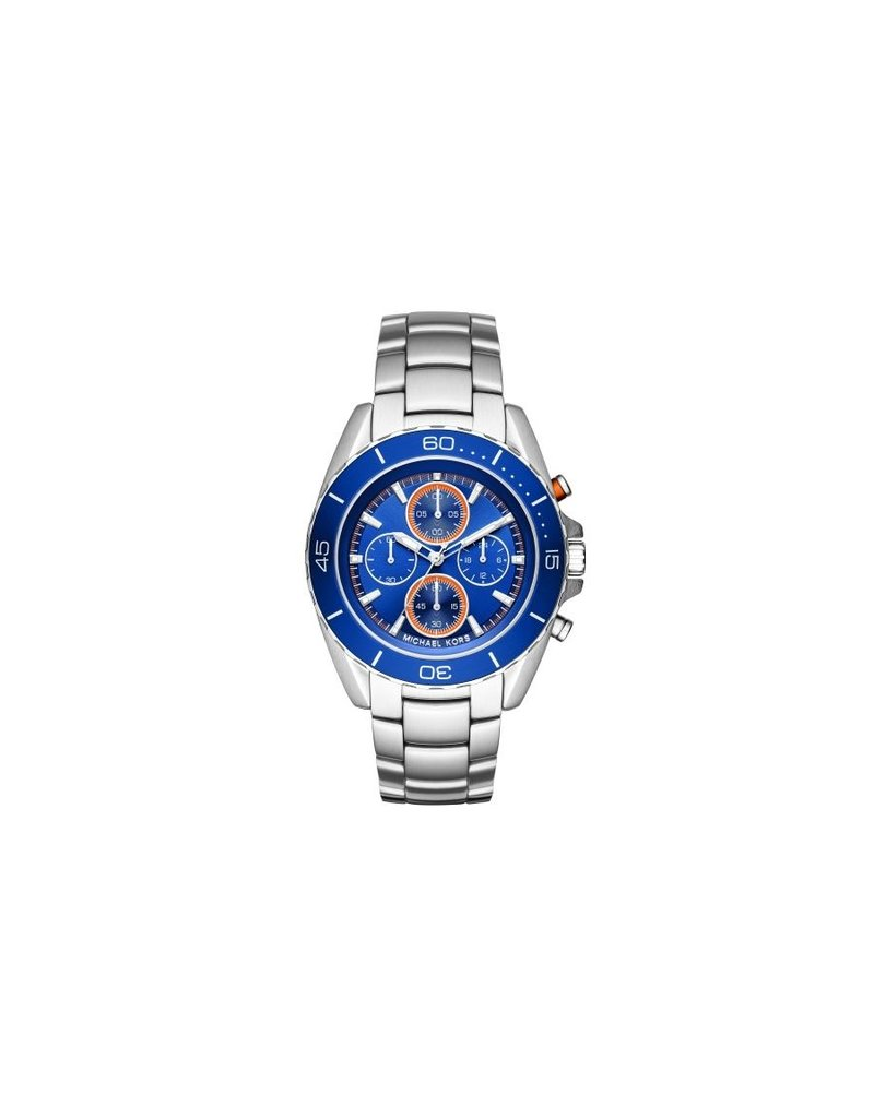 Michael Kors MK8461 - Jetmaster Blue Dial Chronograph