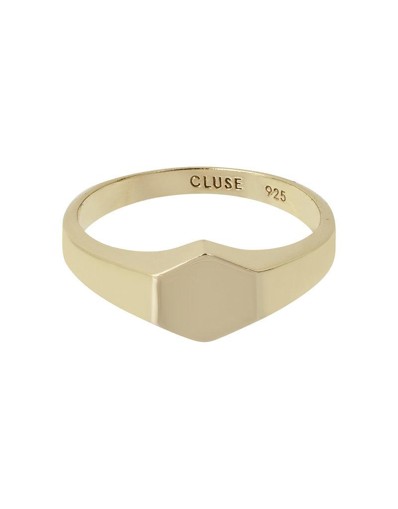 Cluse CLJ41011-52 ring Essentielle goud
