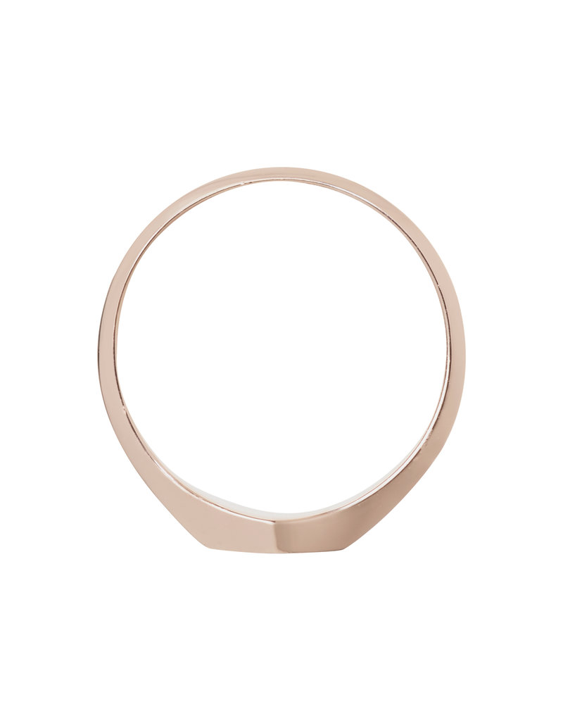 Cluse CLJ40011-56 ring Essentielle rose