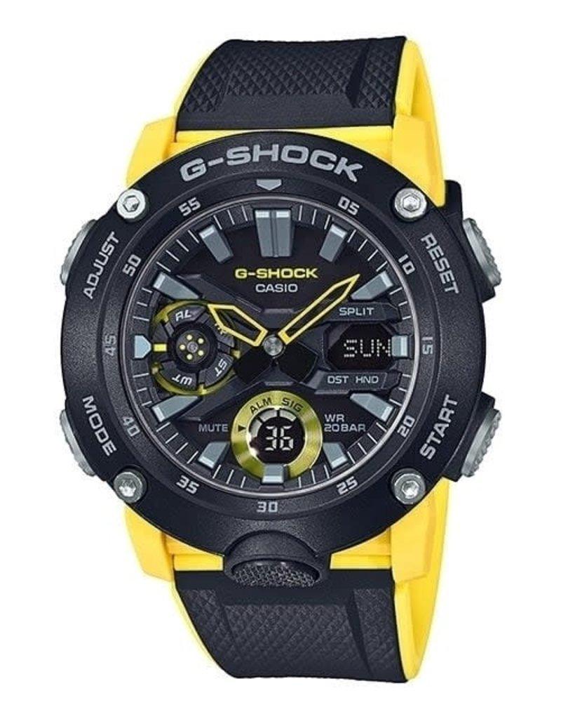 Casio G-Shock GA-2000-1A9ER horloge