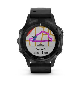 Garmin Exclusive Garmin 010-01988-07 Fenix 5 plus Smartwatch