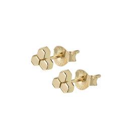 Cluse Cluse CLJ51017 oorbellen Essentielle gold
