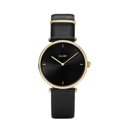 Cluse Cluse CL61006 Horloge Triomphe Gold Black/Black