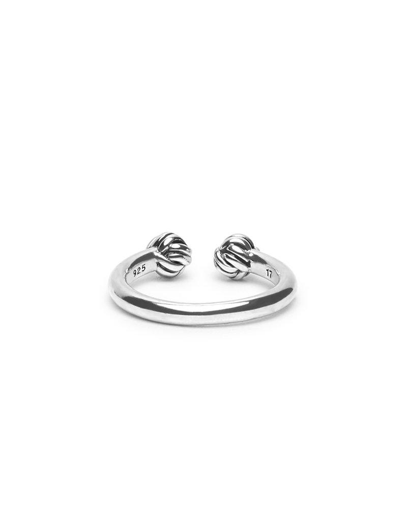 Buddha to Buddha BtoB 013 17 Refined Katja Ring zilver
