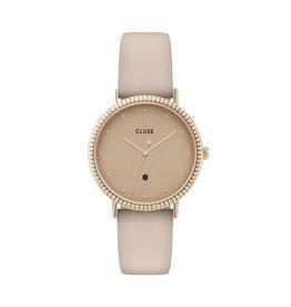 Cluse Cluse CL63005 horloge Le Couronnement Gold/Gold Dust
