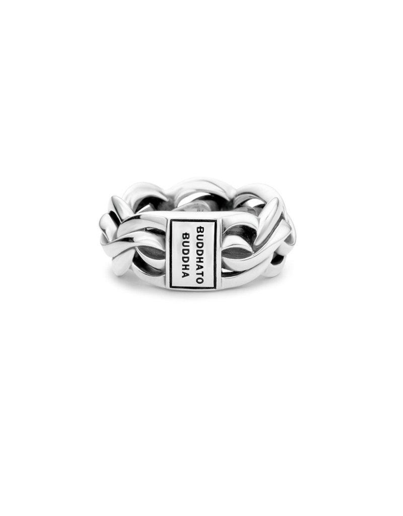 Buddha to Buddha Buddha to Buddha 485 Francis Ring Silver - Maat 22.00 mm (69)