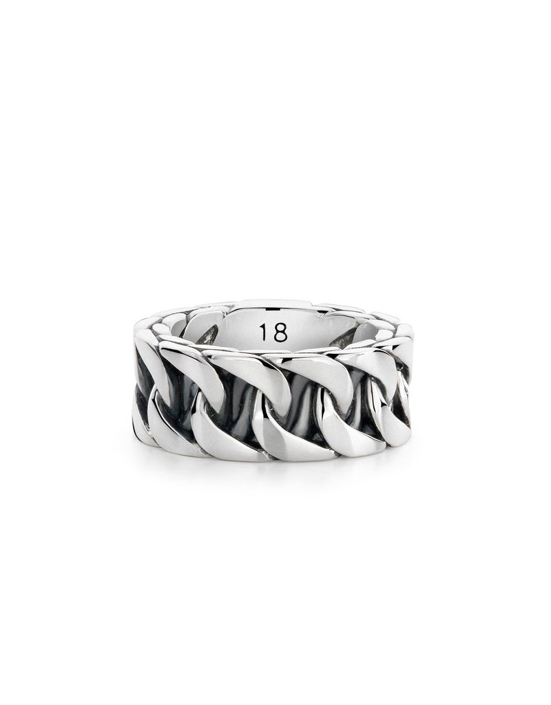 Buddha to Buddha Buddha to Buddha - 487 Esther Ring - Maat 17.00 mm (53)
