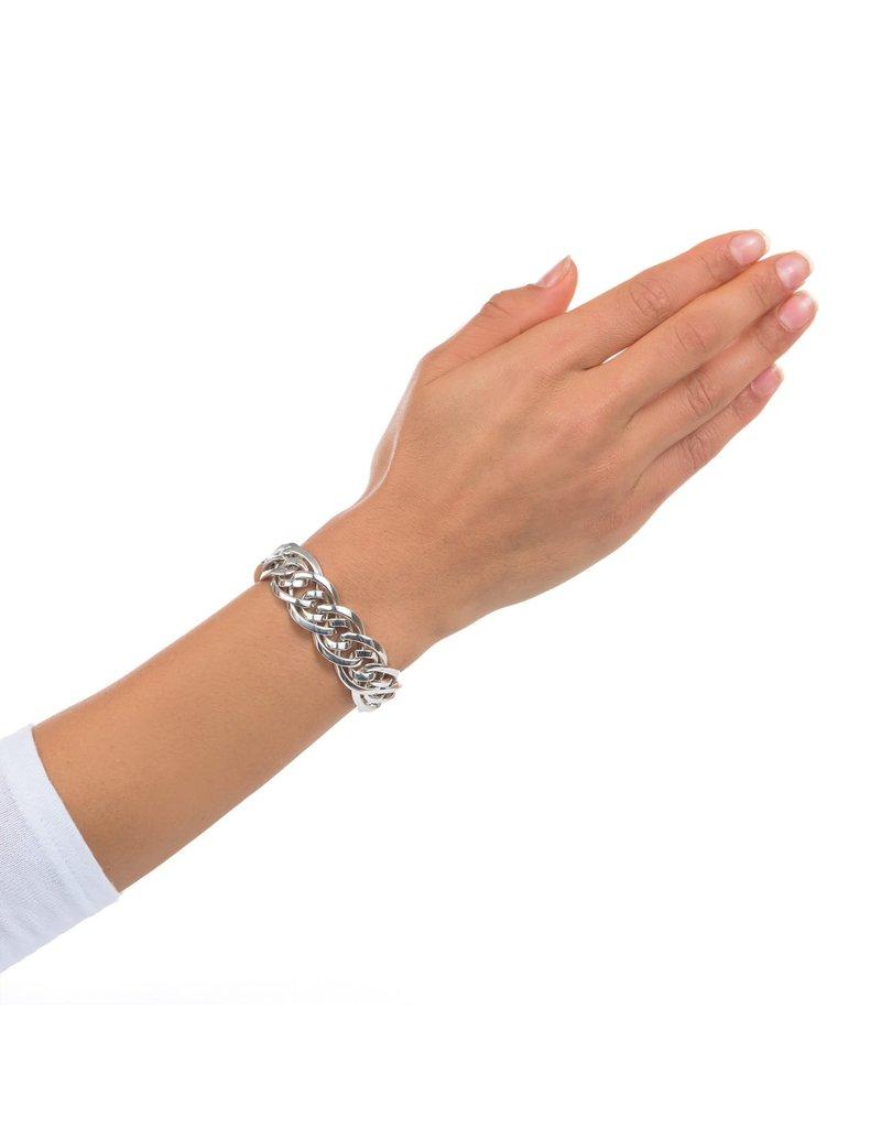 Buddha to Buddha  211 E Nathalie Small Armband -Maat 19CM