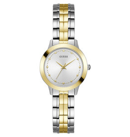 Guess Guess W0989L8 horloge Ladies Dress Steel