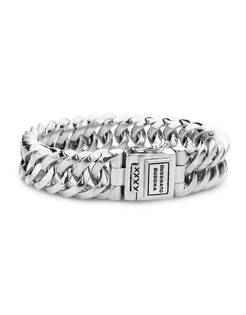 Buddha to Buddha 090 Chain Small Armband -Maat 19CM