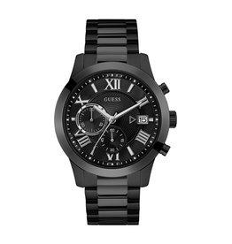 Guess Guess W0668G5 Horloge Atlas Chrono Black