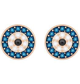 Swarovski Oorbellen Stud Evil Eye  - 5377720