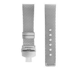 TW Steel horloge band TWSB701 Mat Staal Mesh