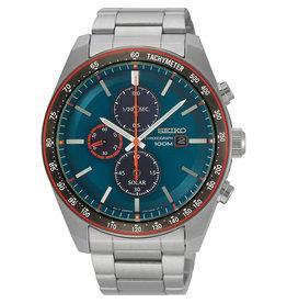 Seiko SSC717P1 Horloge heren Chrono Solar