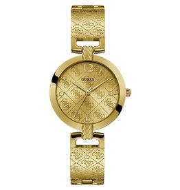 Guess Guess W1228L2 Horloge Ladies trend Goldplated