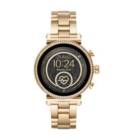 Michael Kors Michael Kors MKT5062 Smartwatch Sofie Gen 4 Goud