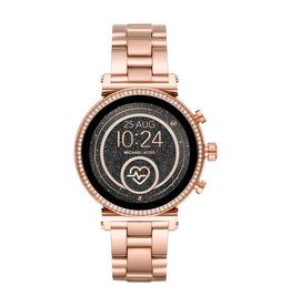 Michael Kors Michael Kors MKT5063 Smartwatch Sofie Gen 4 Rosé