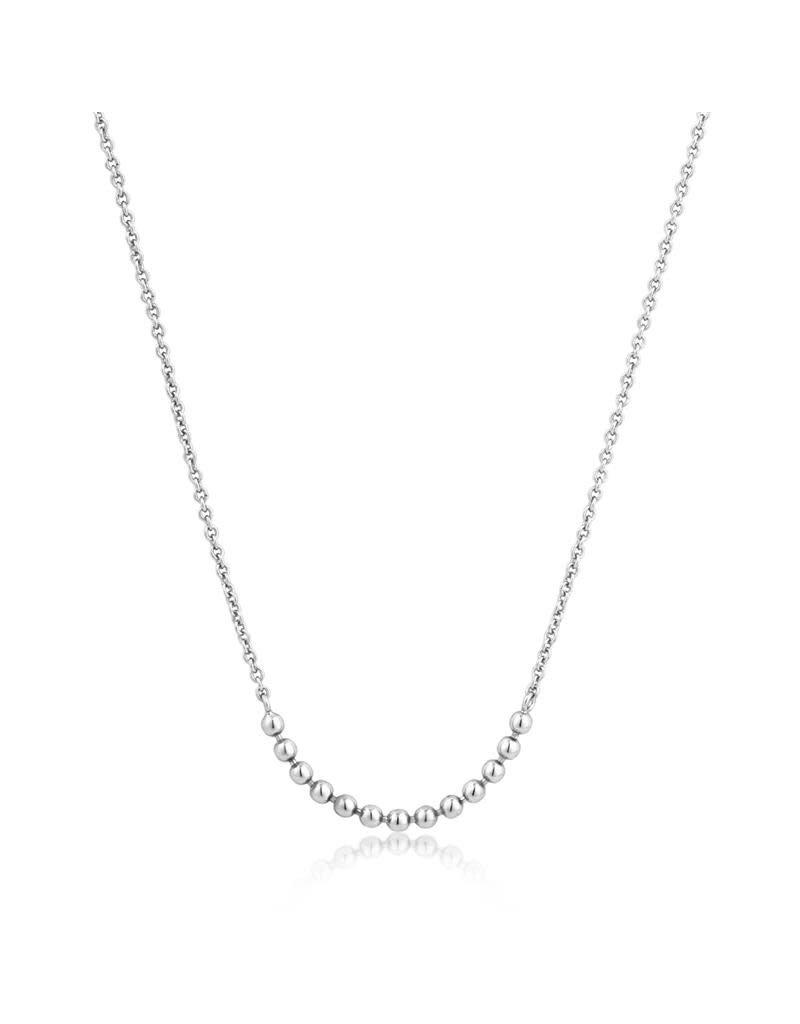 ANIA HAIE JEWELRY AH N002-04H Ketting zilver Collar