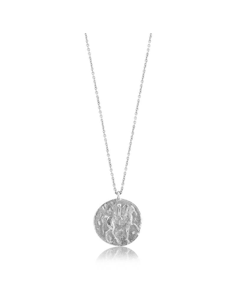 ANIA HAIE JEWELRY AH N009-02H Ketting Zilver Roman Rider