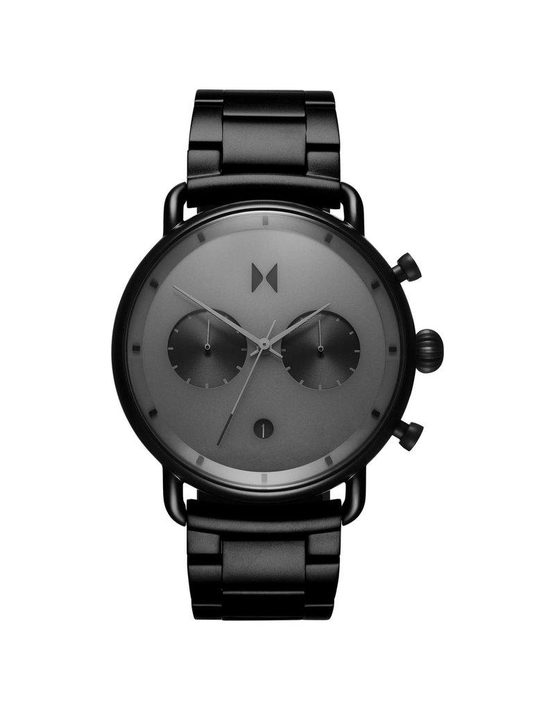 MVMT MVMT D-BT01-BB Horloge Blacktop Starlight 47mm