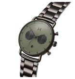 MVMT MVMT D-BT01-OLGU Horloge Blacktop Ralley Green 47mm
