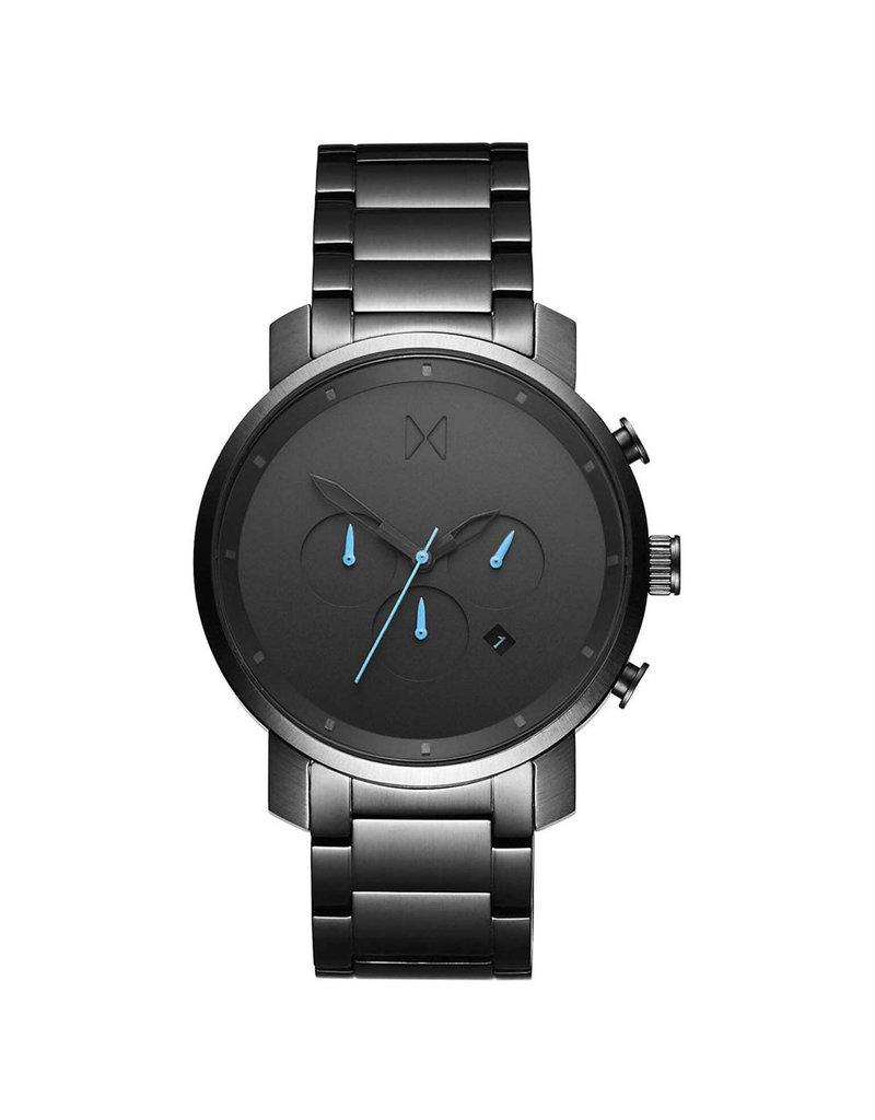 MVMT MVMT D-MC01-GU Horloge Chrono Gunmetal 45mm