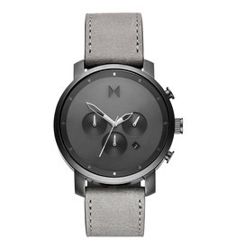 MVMT MVMT D-MC01-BBLGR Horloge Chrono 45mm Monochrome