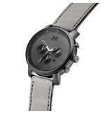 MVMT MVMT D-MC01-BBLGR Horloge Chrono 45mm Monochrome