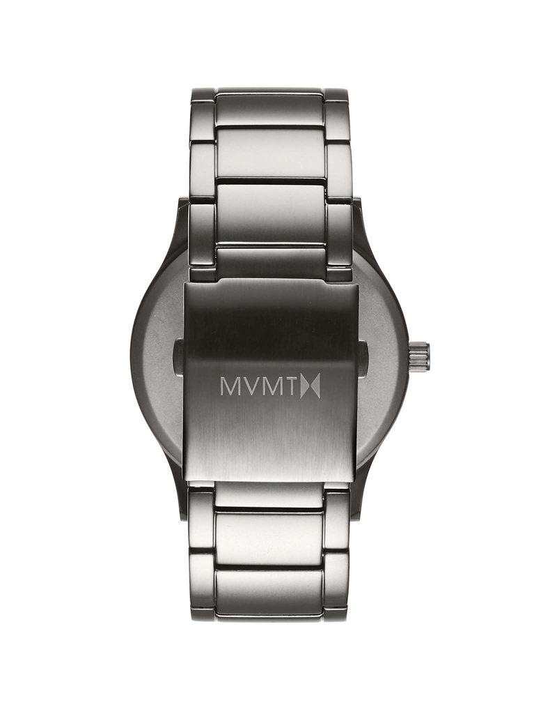 MVMT MVMT D-MM01-GR Horloge classic link Monochrome 45mm