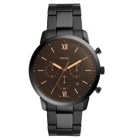 Fossil Fossil FS5525 Horloge Chrono Black