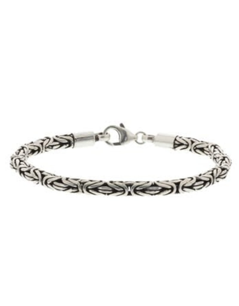 Huiscollectie - Zilver Kasius 11.01265 Armband Zilver Oxi