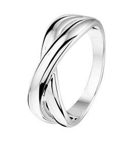 Huiscollectie - Zilver Kasius 13.29166 Dames Ring Zilver 18.50