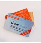 SignalBlocker Blokkeer Kaart
