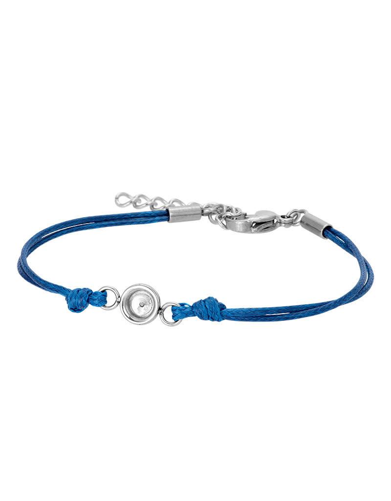 iXXXi iXXXi B00311-03 Wax Cord Base Blue
